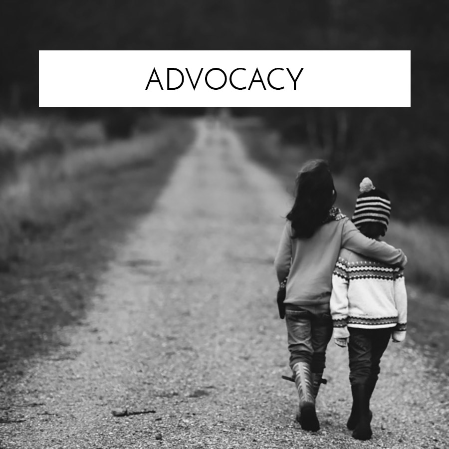 Advocacy Background Graphic