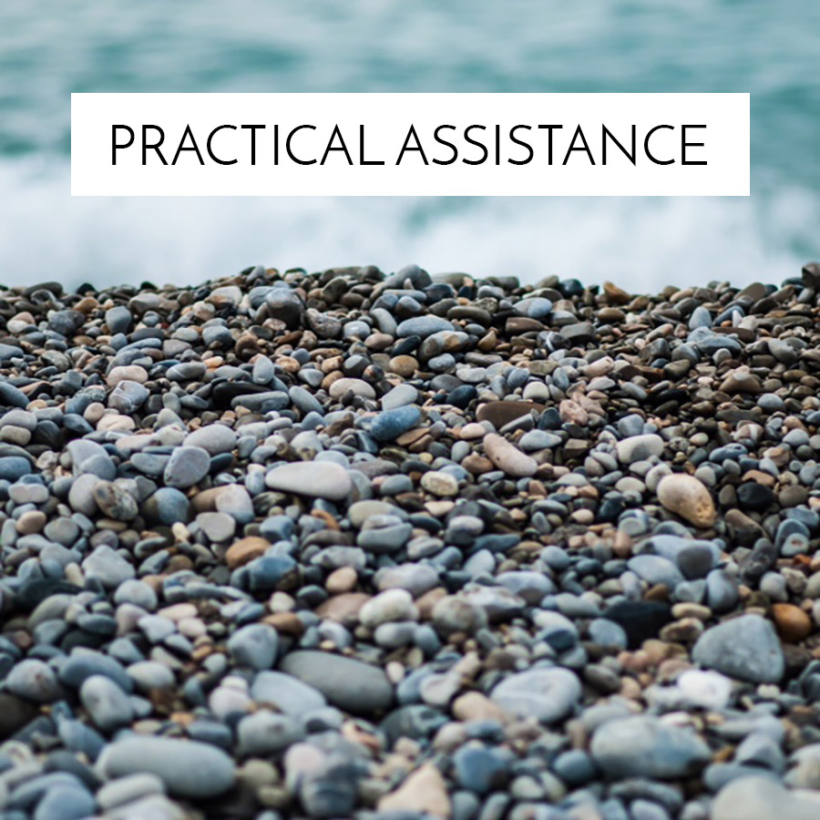 Practical Assistance Background Graphic